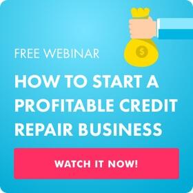 credit repair training