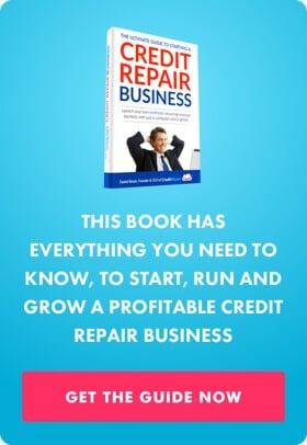 how to start a credit repair company