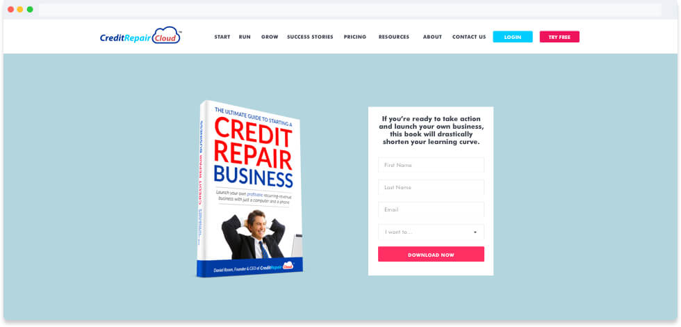 credit restoration software