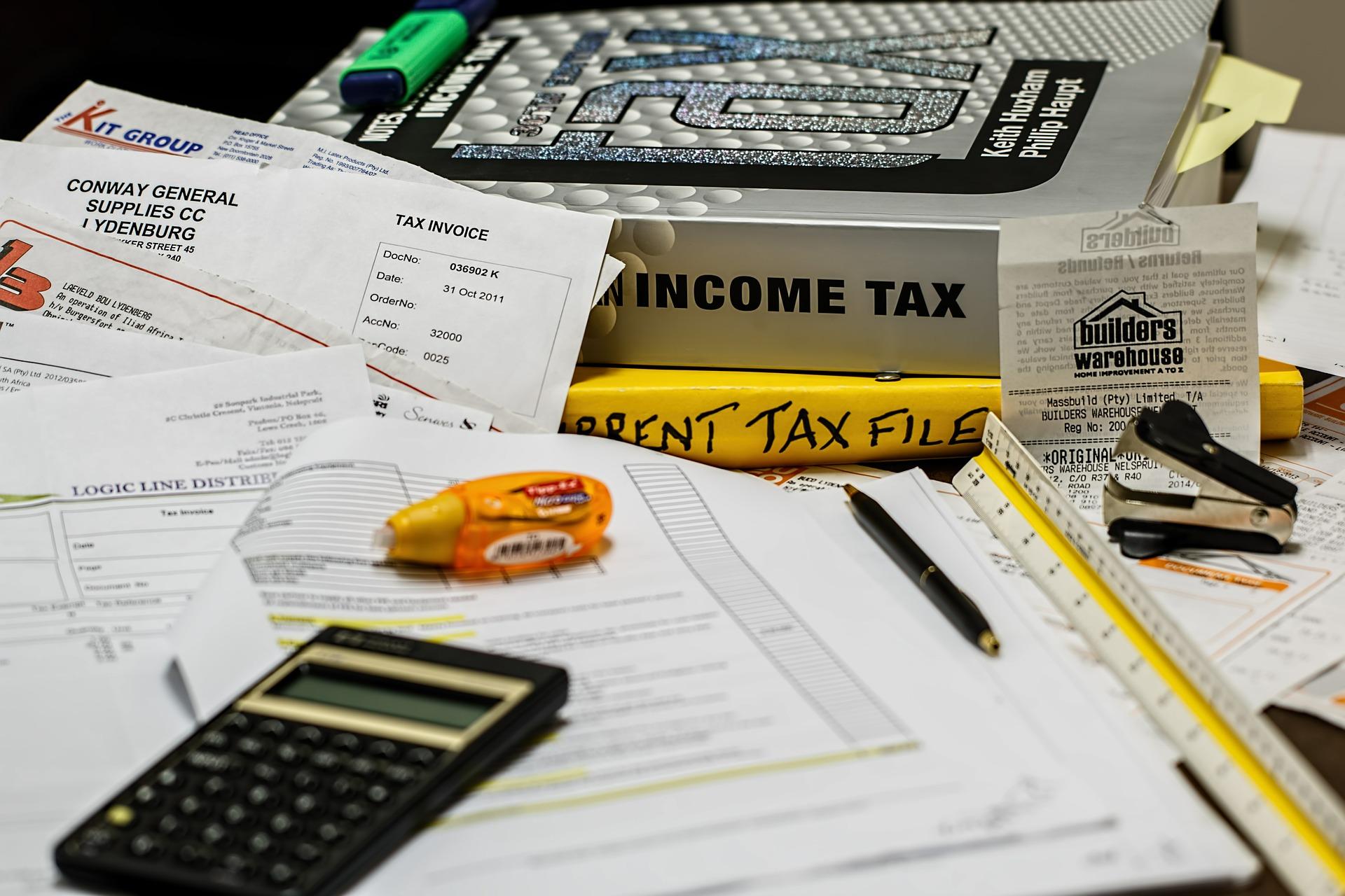 tax preparation courses