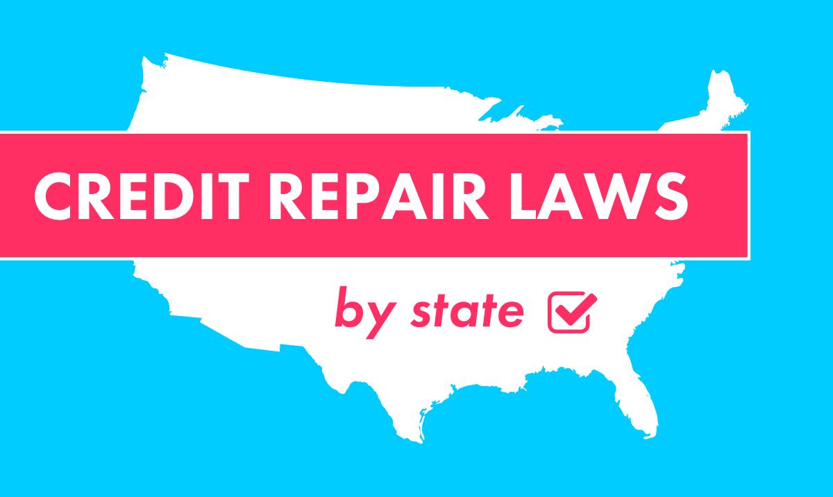 credit repair laws